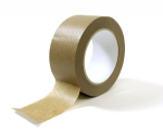 Brown Self-Adhesive Picture Framing Tape (50mm, 50m roll)